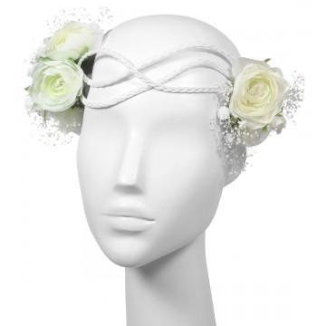 sandy casquete novia